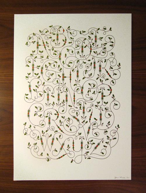 Jessica Hische: Alphabet Poster